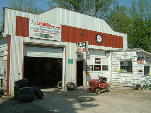 Laramee Sales and Service storefront. Your local Piston Ring Service Supply in St. Eustache, .
