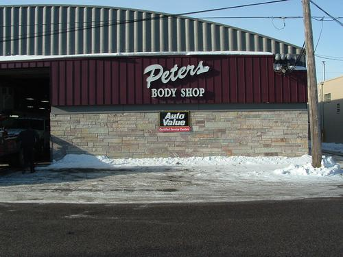 Peters Body Shop