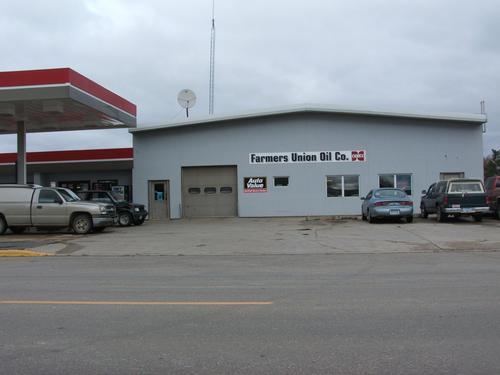 Farmers Union Oil Company Grygla