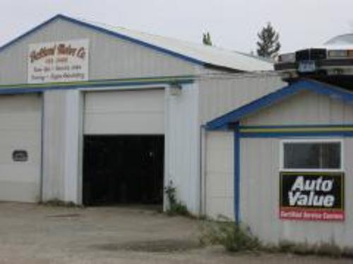 Alive Outdoor Service storefront. Your local AutoParts HeadQuarters, Inc in Roseau, MN.