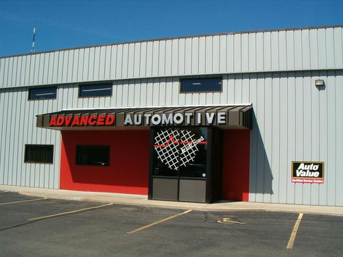 Advanced Automotive storefront. Your local AutoParts HeadQuarters, Inc in Alexandria, MN.