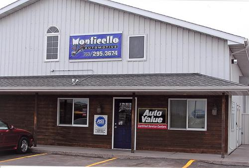 Monticello Automotive Inc.