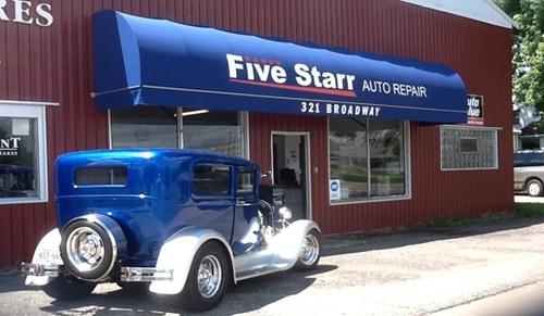Foley Mn Auto Service Center Five Starr Auto Repair Auto Value