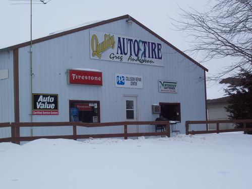 Greg Anderson Auto storefront. Your local AutoParts HeadQuarters, Inc in Princeton, MN.