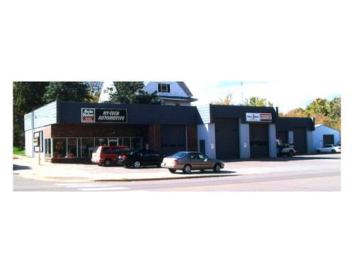Hy-Tech Automotive storefront. Your local AutoParts HeadQuarters, Inc in Princeton, MN.