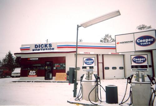 Dick's Northside Inc. storefront. Your local AutoParts HeadQuarters, Inc in Bemidji, MN.