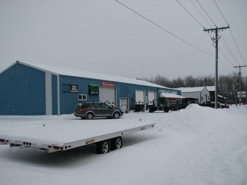Johnson Auto & Body storefront. Your local AutoParts HeadQuarters, Inc in Baudette, MN.