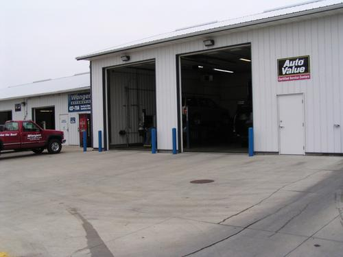 Wangen Automotive storefront. Your local AutoParts HeadQuarters, Inc in Austin, MN.