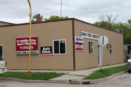 Dan's Tire and Service Corp.