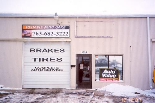 Reliable Auto Care LLC
