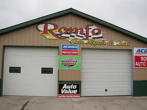 Romfo Auto Repair and Sales