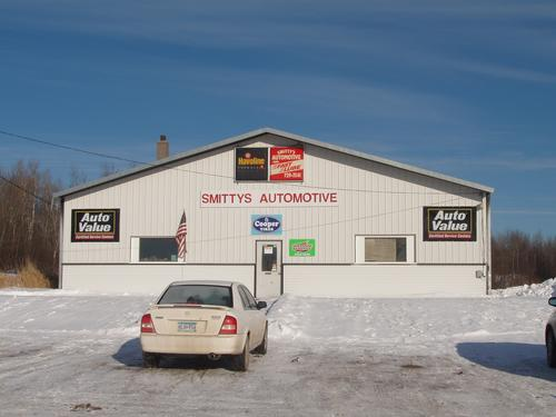 Northstar Ford storefront. Your local AutoParts HeadQuarters, Inc in Duluth, MN.