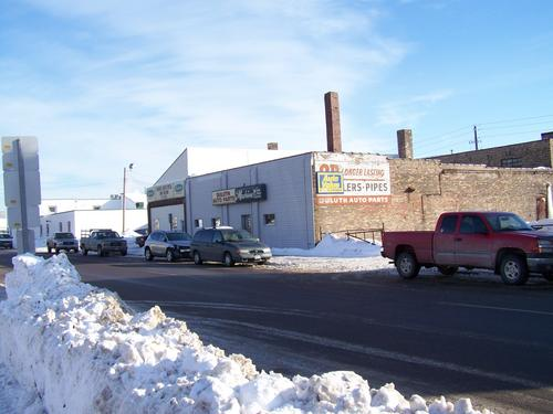 Duluth Auto Parts storefront. Your local AutoParts HeadQuarters, Inc in Duluth, MN.
