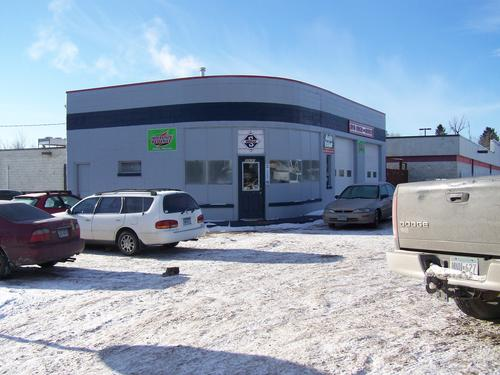 Lester Park Skelly LLC storefront. Your local AutoParts HeadQuarters, Inc in Duluth, MN.