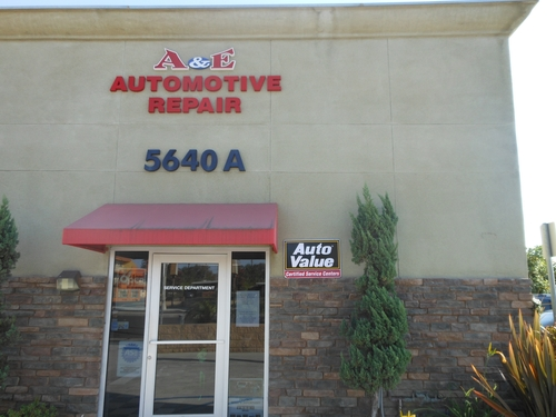A & E Automotive Repair & Tow