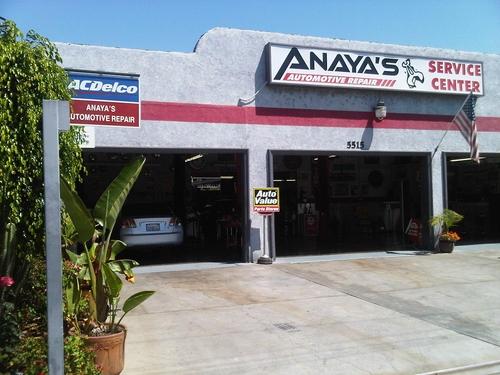 Anaya's Service Center