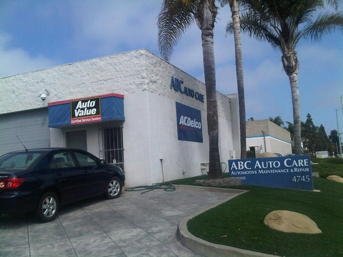 ABC Auto Care, Inc.