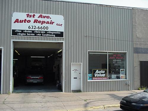 1st Ave Auto Repair