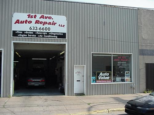 1st Ave Auto Repair
