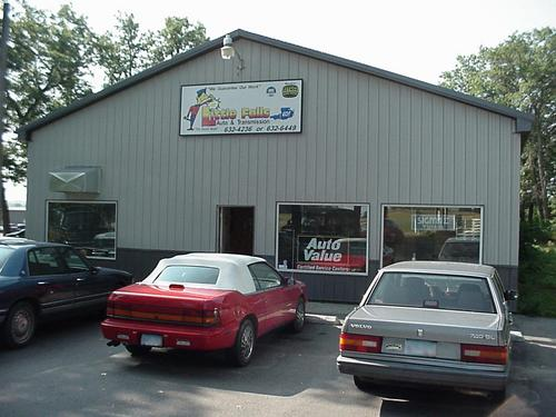 Little Falls Auto and Trans