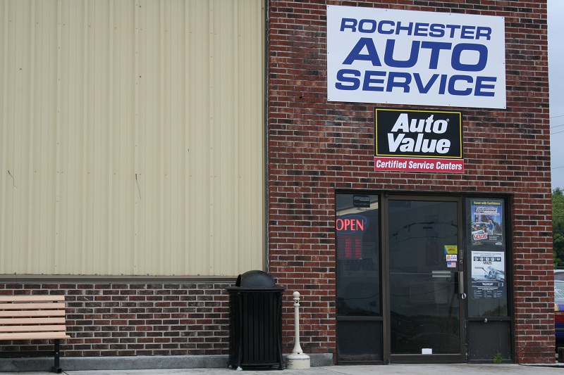Rochester Auto Service storefront. Your local AutoParts HeadQuarters, Inc in Rochester, MN.