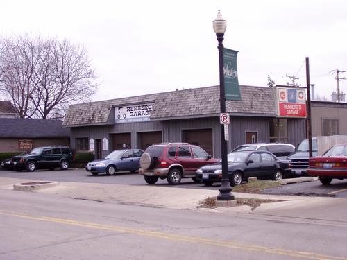 Renberg's Garage