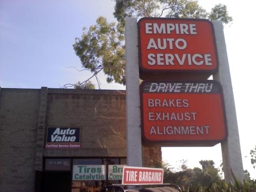 Empire Auto Repair Center