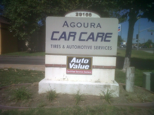 Agoura Car Care storefront. Your local Warren Distributing, Inc in Agoura, CA.