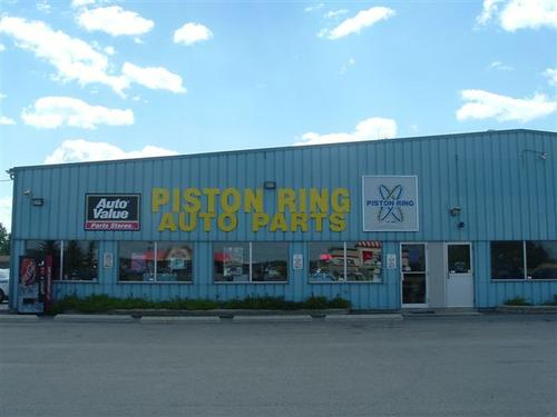 Piston Ring - Fort Frances