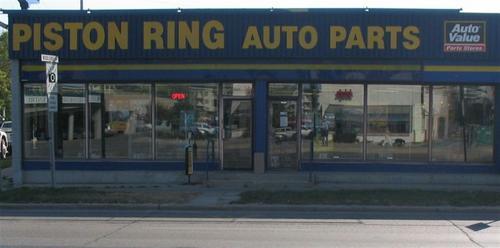 Piston Ring - West
