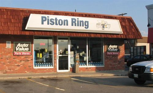 Piston Ring - Main Street
