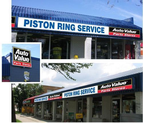 Piston Ring - Marion