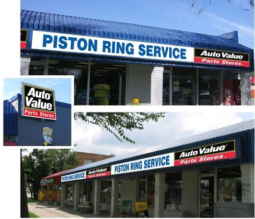 Piston Ring - Marion