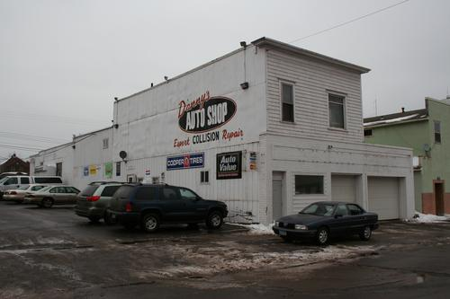 Danny's Auto Shop storefront. Your local AutoParts HeadQuarters, Inc in Two Harbors, MN.
