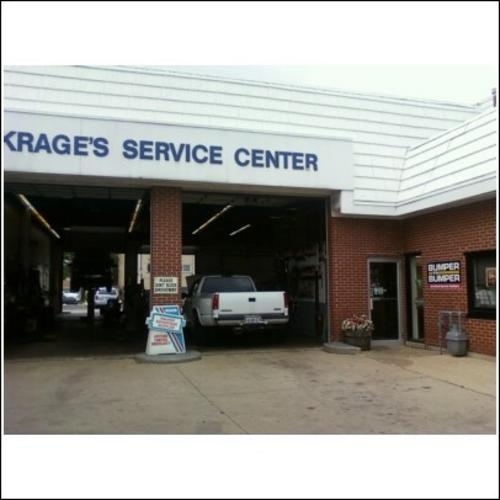 Krages Service Center storefront - Your local Auto Parts store in Addison, ILLINOIS (IL)