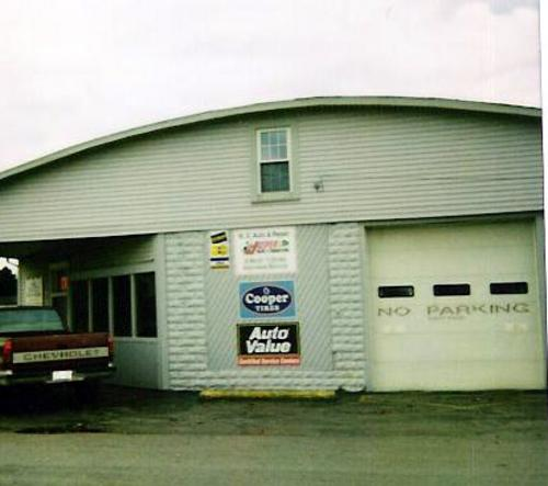Wright Tire and Auto storefront. Your local Auto-Wares, Inc in Bowling Green, OH.