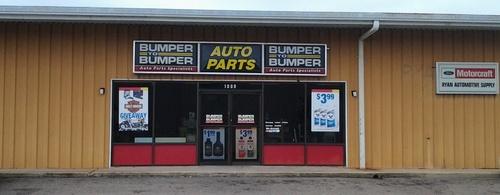 Bumper To Bumper Auto Parts/Crow-Burlingame