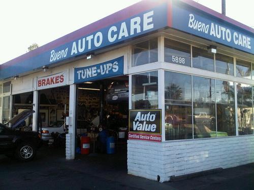 Buena Auto Care