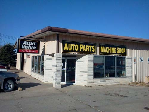 Auto Value Parts Stores storefront. Your local The Merrill Co. in West Point, NE.