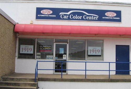 Car Color Center