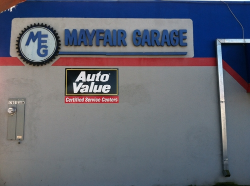 Mayfair Garage