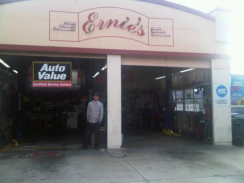 Ernie's Auto Care & Smog, Inc.