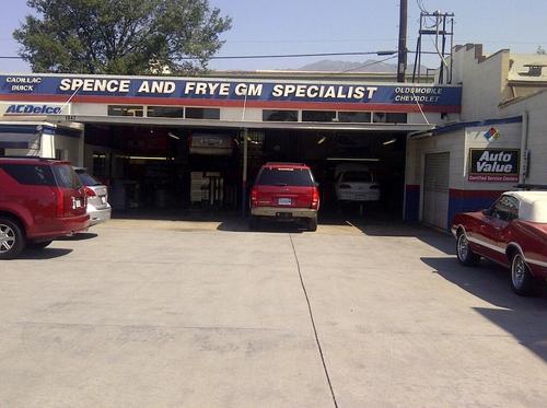 Spence & Frye Auto