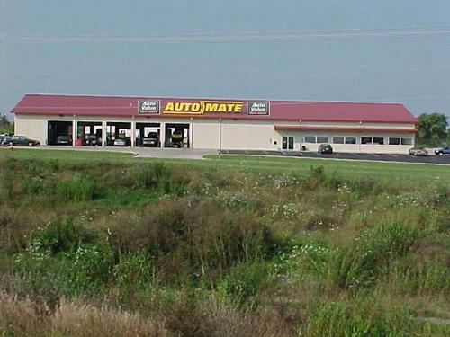 Automate of Danville storefront. Your local Hahn Automotive Warehouse in Danville, KY.