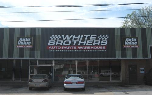 Macon storefront. Your local White Brothers Warehouse, Inc. in Macon, GA.