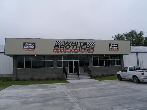 Valdosta storefront. Your local White Brothers Warehouse, Inc. in Valdosta, GA.