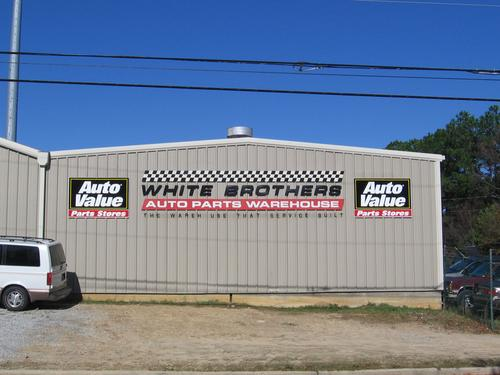 Columbus storefront. Your local White Brothers Warehouse, Inc. in Columbus, GA.
