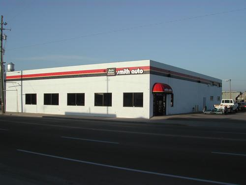 Smith Auto Parts Reedley storefront. Your local Smith Auto Parts in Reedley, CA.