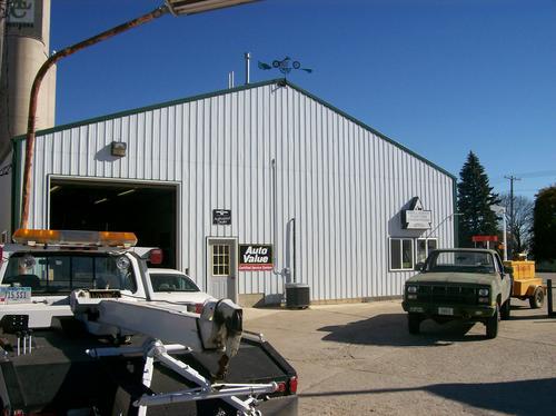 Armstrong Service Center