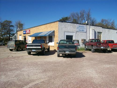 Snider's Auto Care storefront. Your local The Merrill Co. in Hartley, IA.